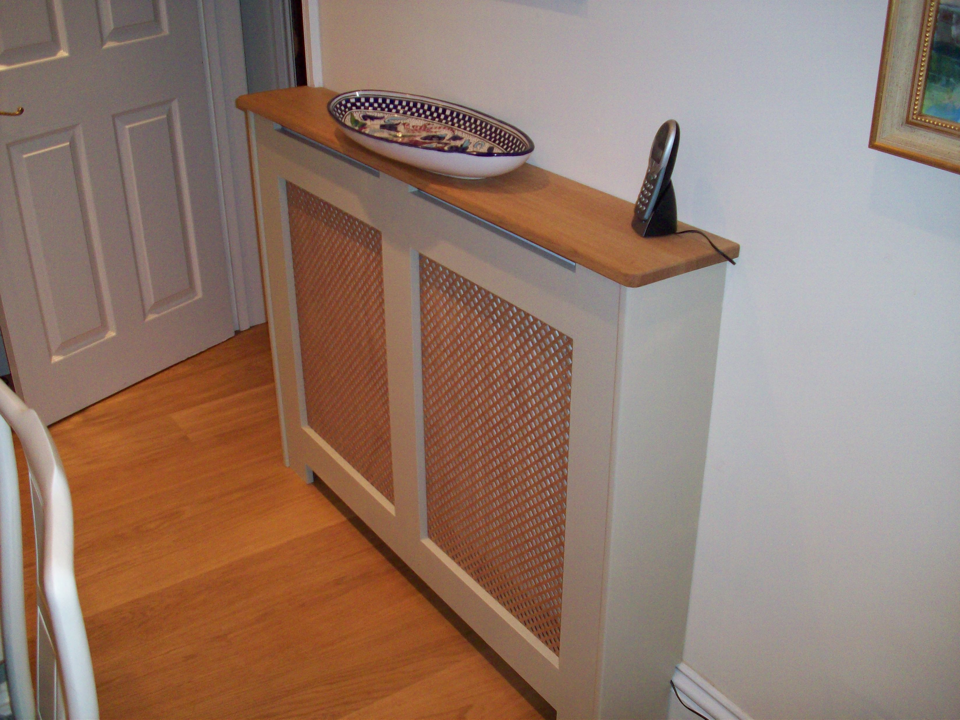 Painted Radiator Cover