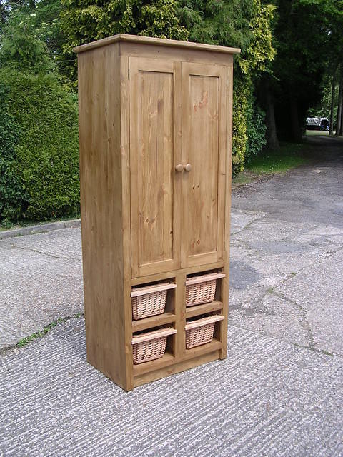 Freestanding Storage Cupboard