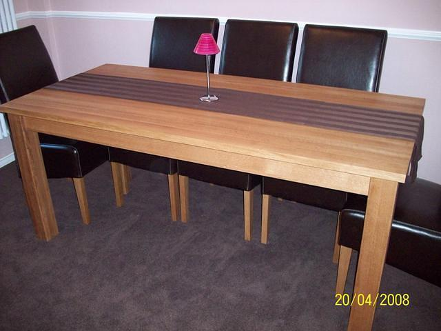6' x 3' Dining Table