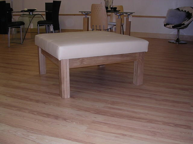 Large lounge stool