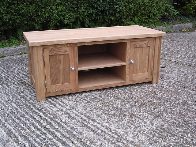 Low Video/DVD Cabinet