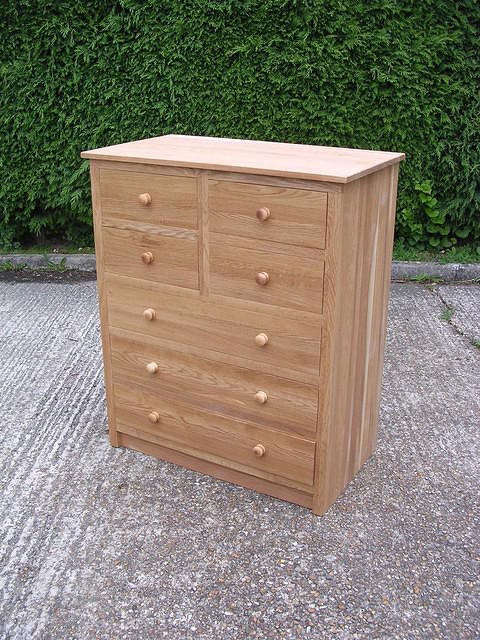 Shaker style 7 Drawer chest