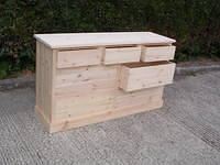 7 Drawer Multichest