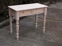 Two Drawer Dressing Table