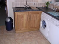 Sink Floor Cupboard