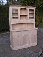 Glazed Dresser with spice drawers